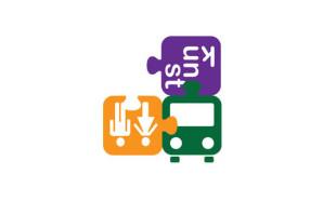Logo-kunstindebus